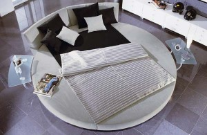 Rond bed.nl